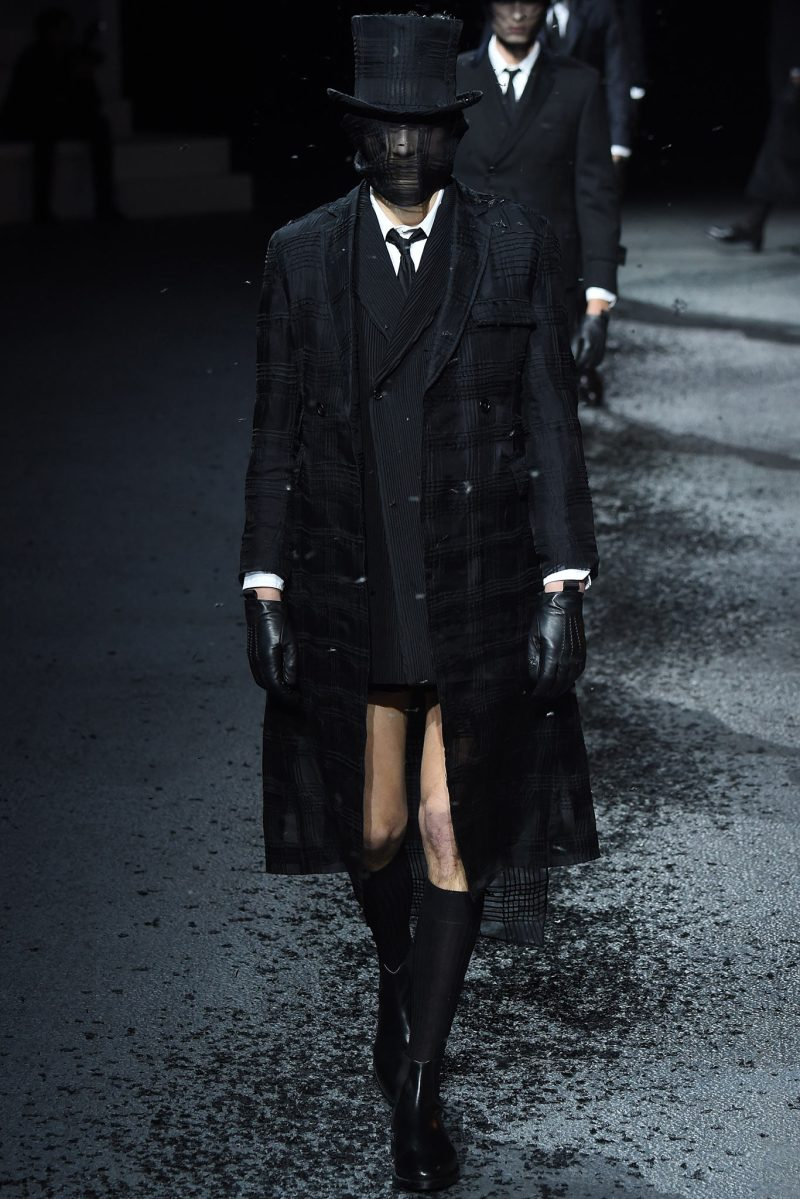 Thom Browne Menswear FW 2015 Paris (25)