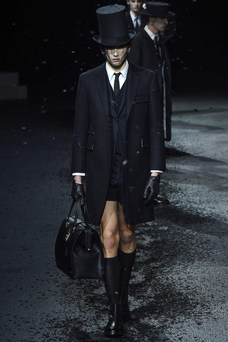 Thom Browne Menswear FW 2015 Paris (31)