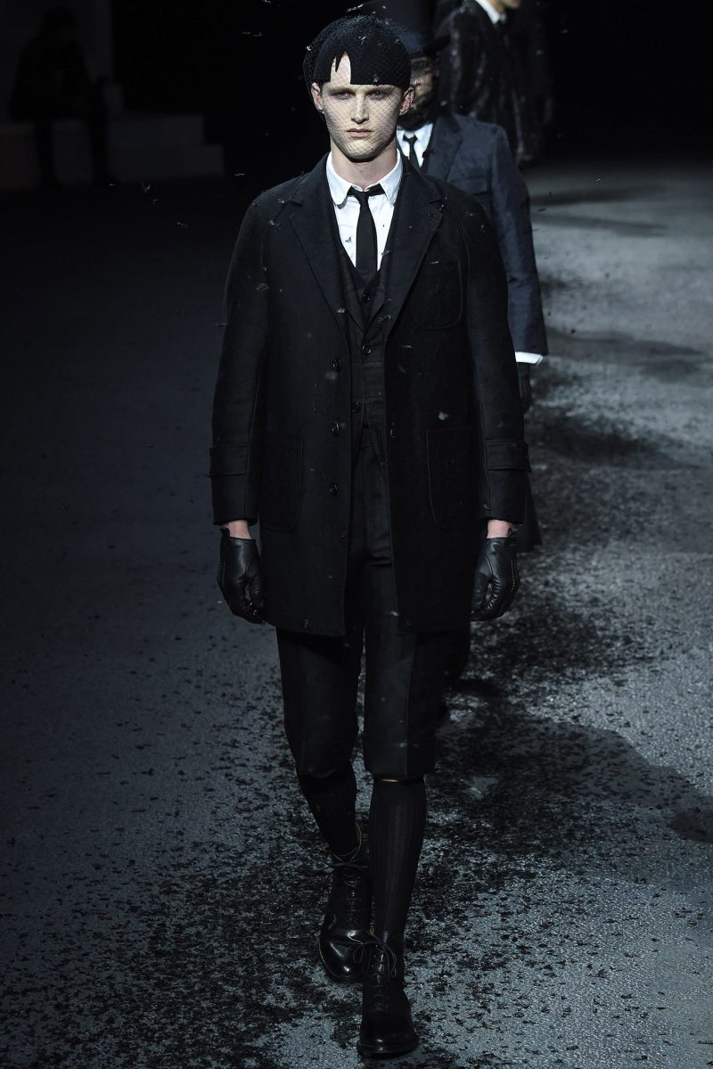Thom Browne Menswear FW 2015 Paris (36)