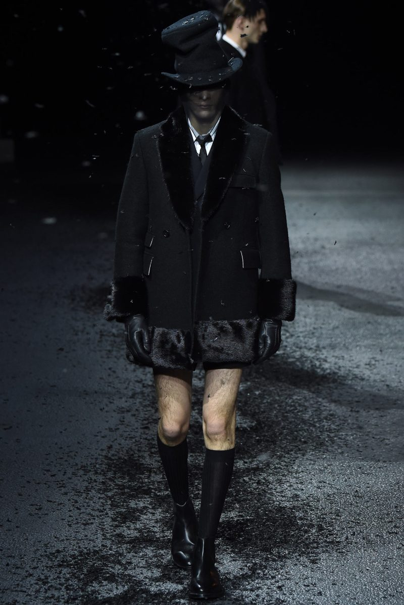 Thom Browne Menswear FW 2015 Paris (39)