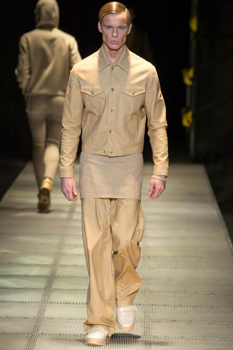 Versace Menswear FW 2015 Milan (22)