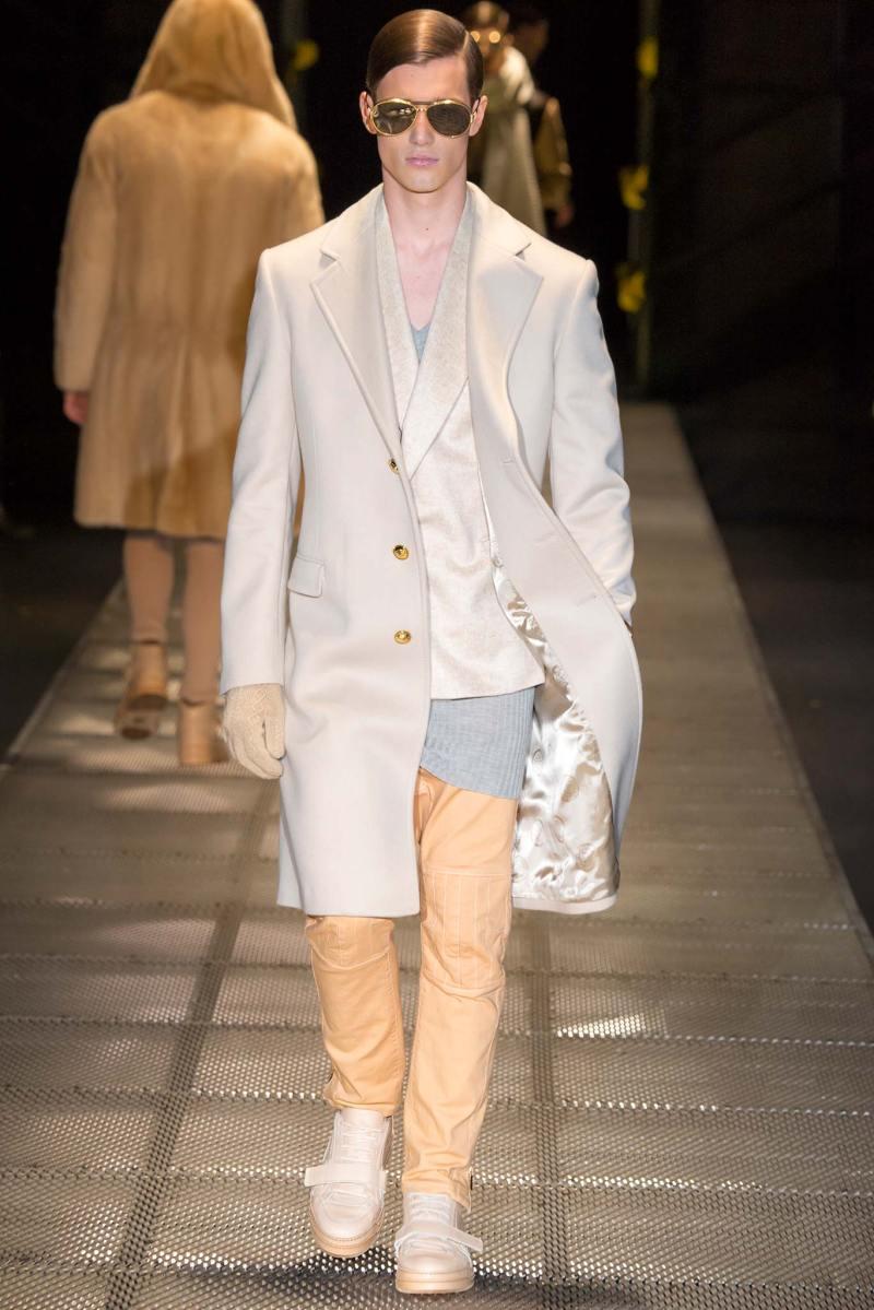 Versace Menswear FW 2015 Milan (27)