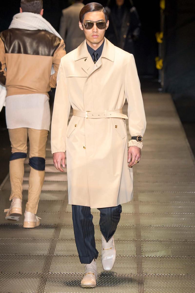 Versace Menswear FW 2015 Milan (29)