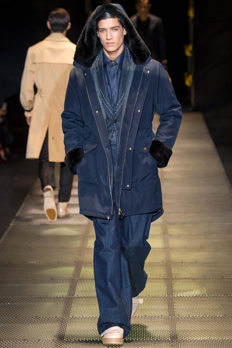 Versace Menswear FW 2015 Milan (30)