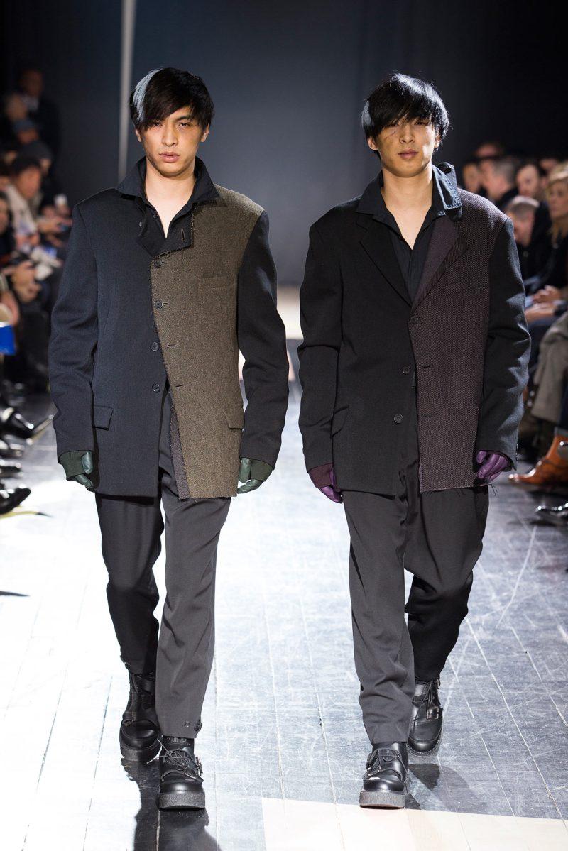Yohji Yamamoto Menswear FW 2015 Paris (14)