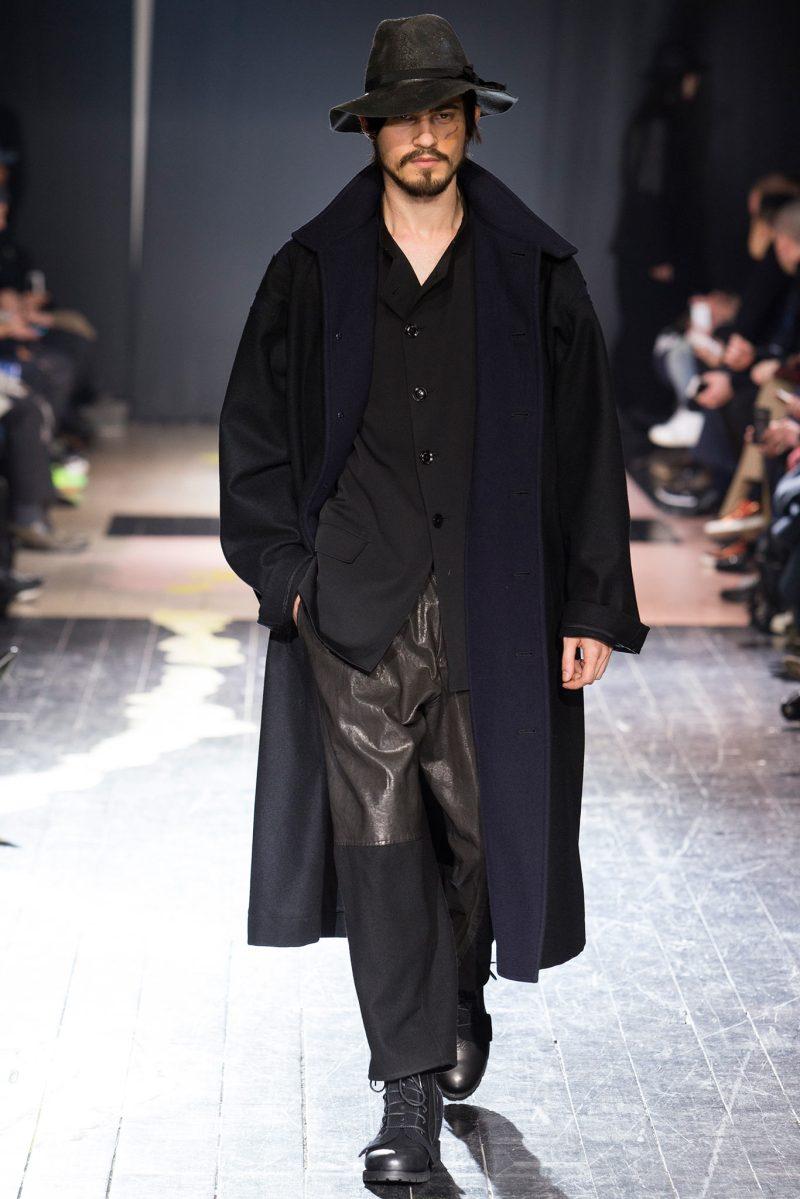 Yohji Yamamoto Menswear FW 2015 Paris (18)