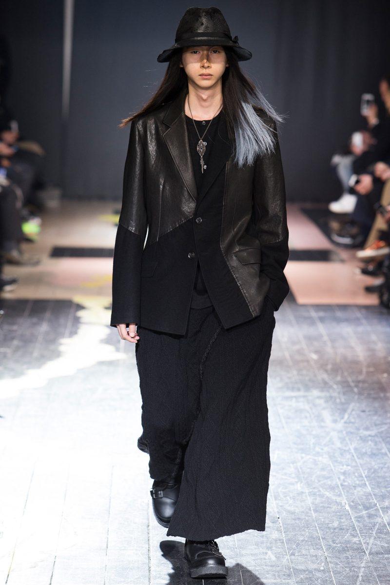 Yohji Yamamoto Menswear FW 2015 Paris (19)
