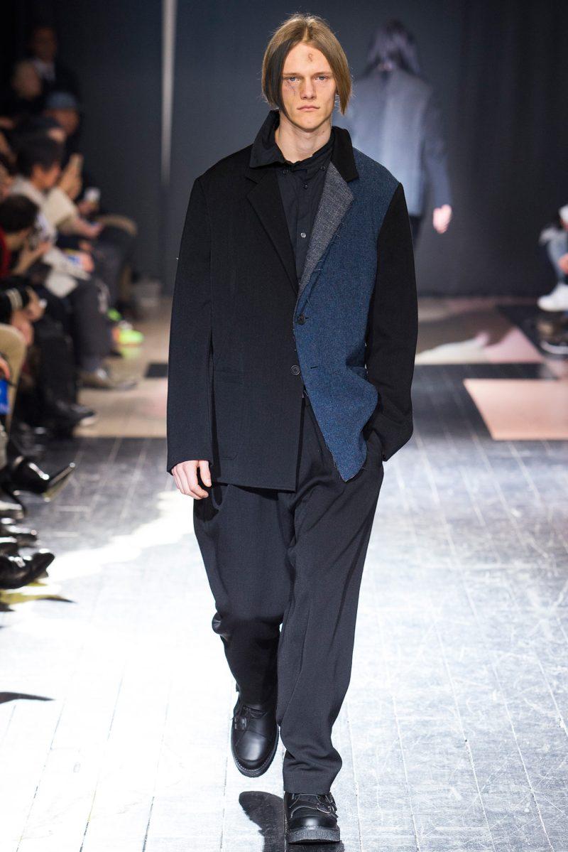 Yohji Yamamoto Menswear FW 2015 Paris (23)
