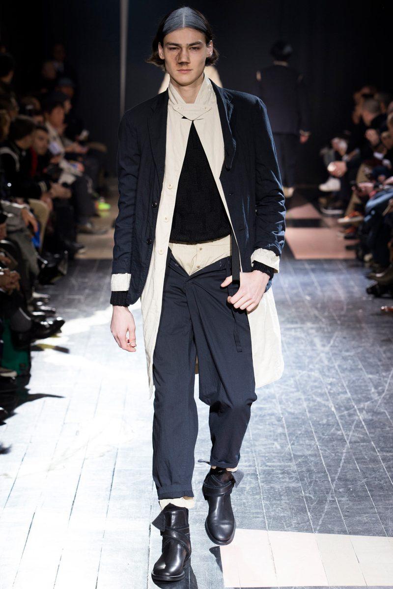 Yohji Yamamoto Menswear FW 2015 Paris (25)