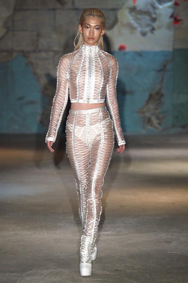 Serkan Cura Haute Couture S/S 2015 Paris