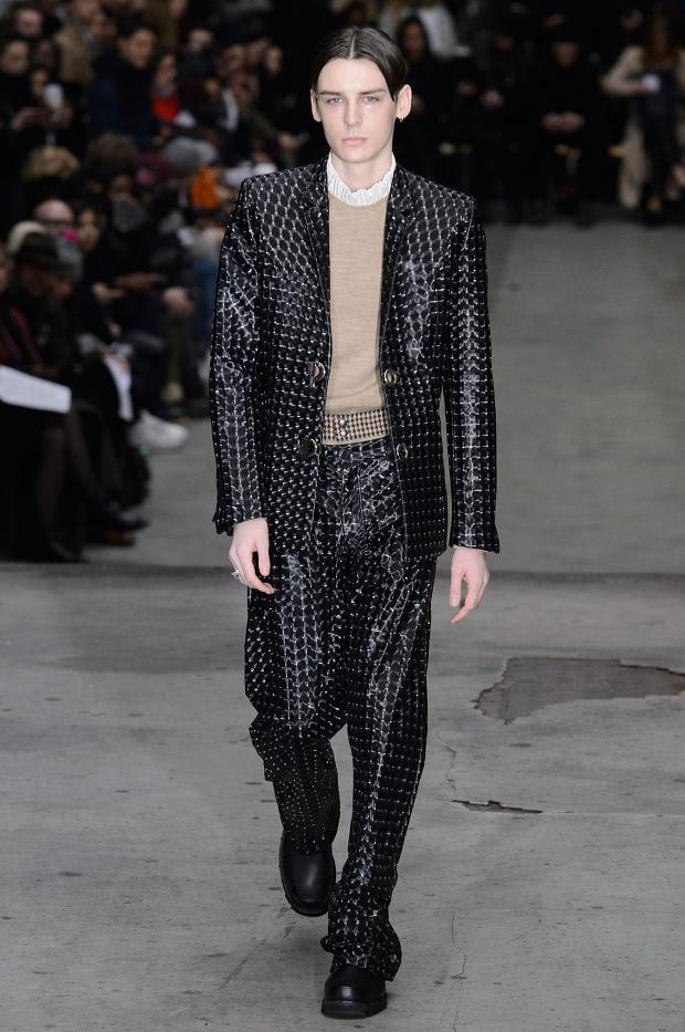 Y Project Menswear F/W 2015 Paris