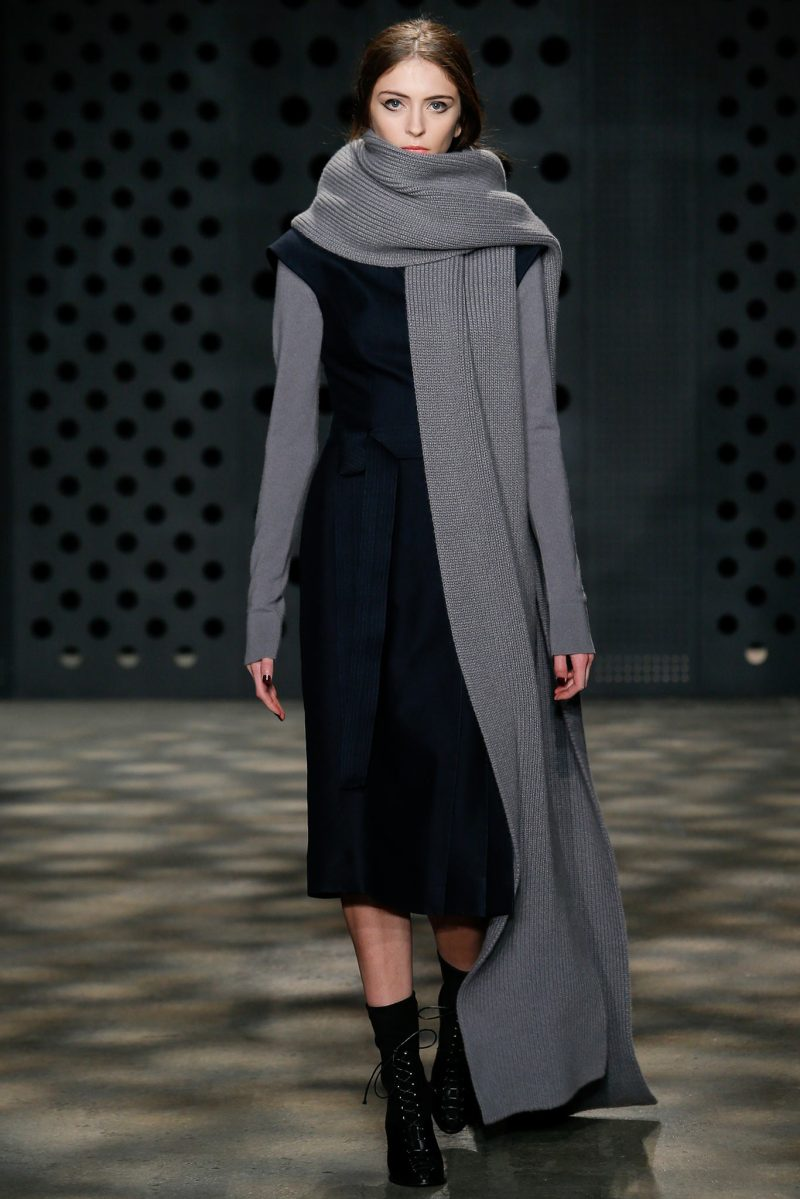 ADEAM Ready to Wear FW 2015 NYFW (12)