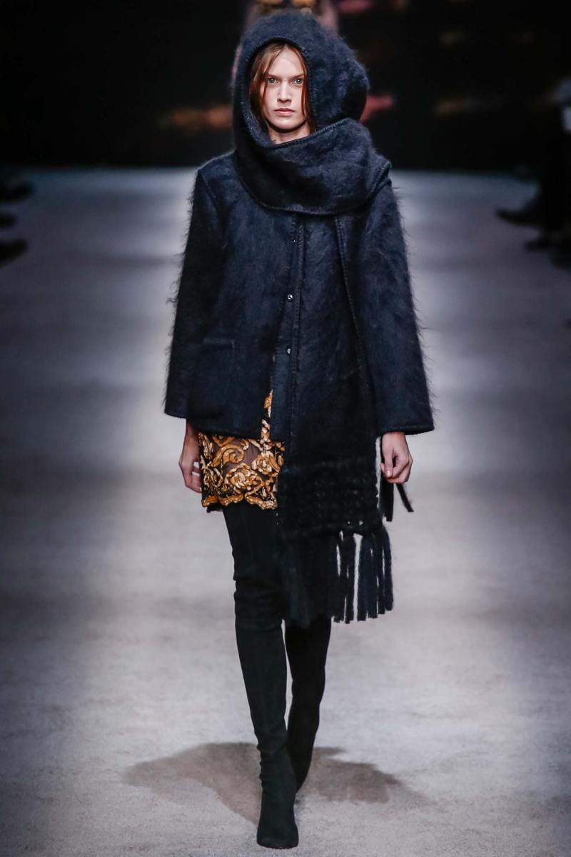 Alberta Ferretti Ready to Wear FW 2015 LFW (38)