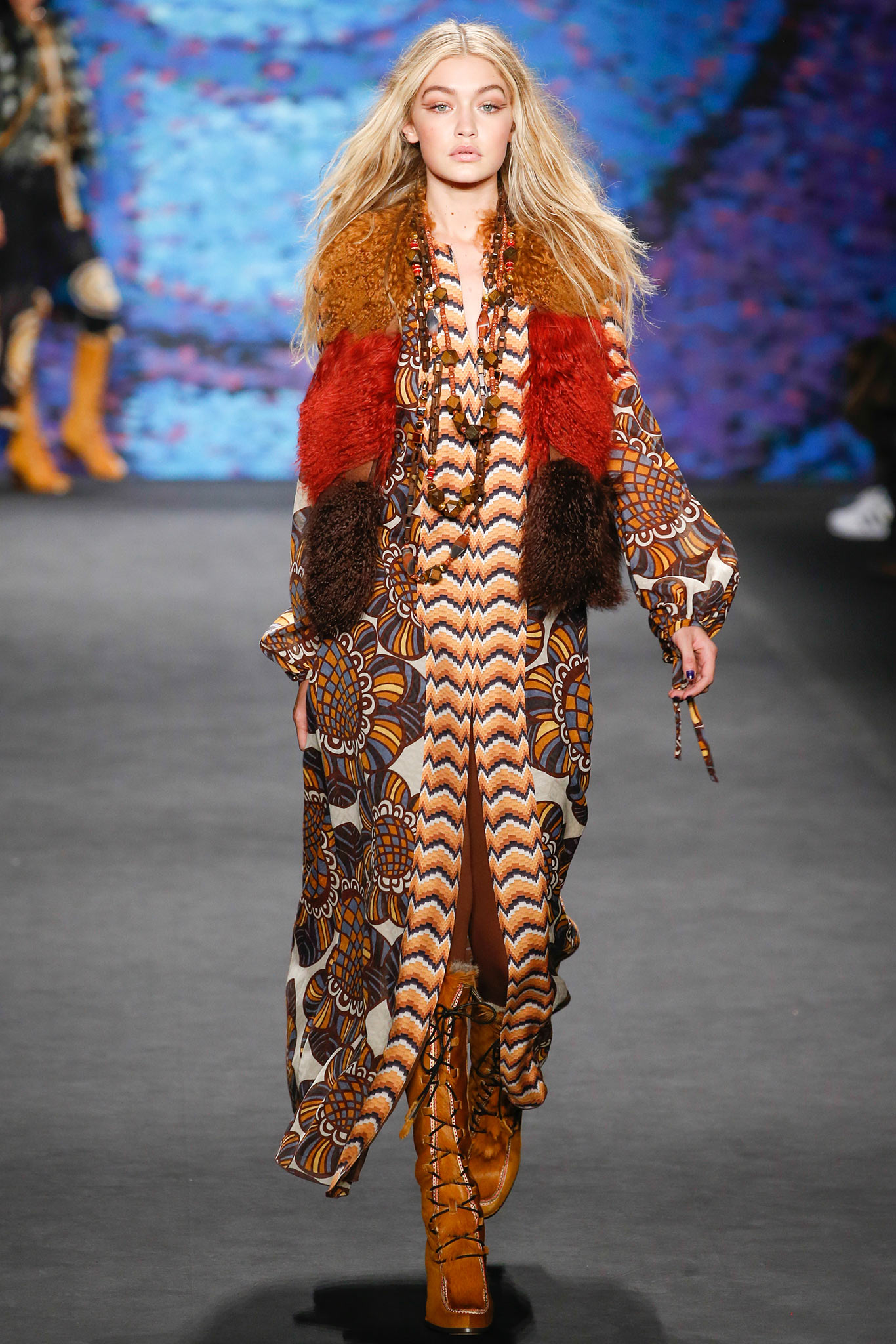 Anna Sui Ready to Wear F/W 2015 NYFW