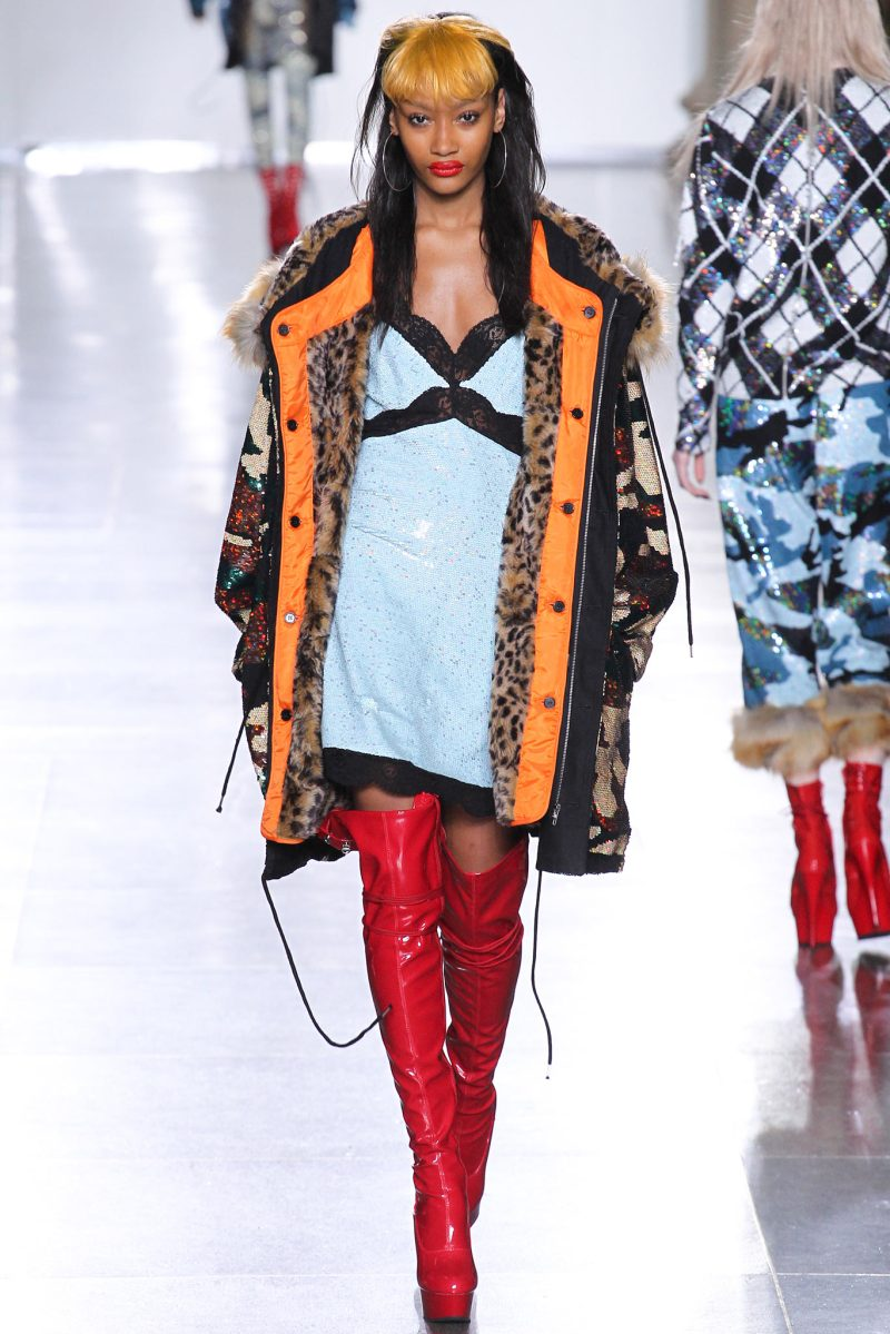 Ashish Ready to Wear FW 2015 LFW (13)
