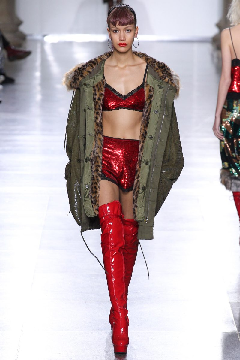Ashish Ready to Wear FW 2015 LFW (6)