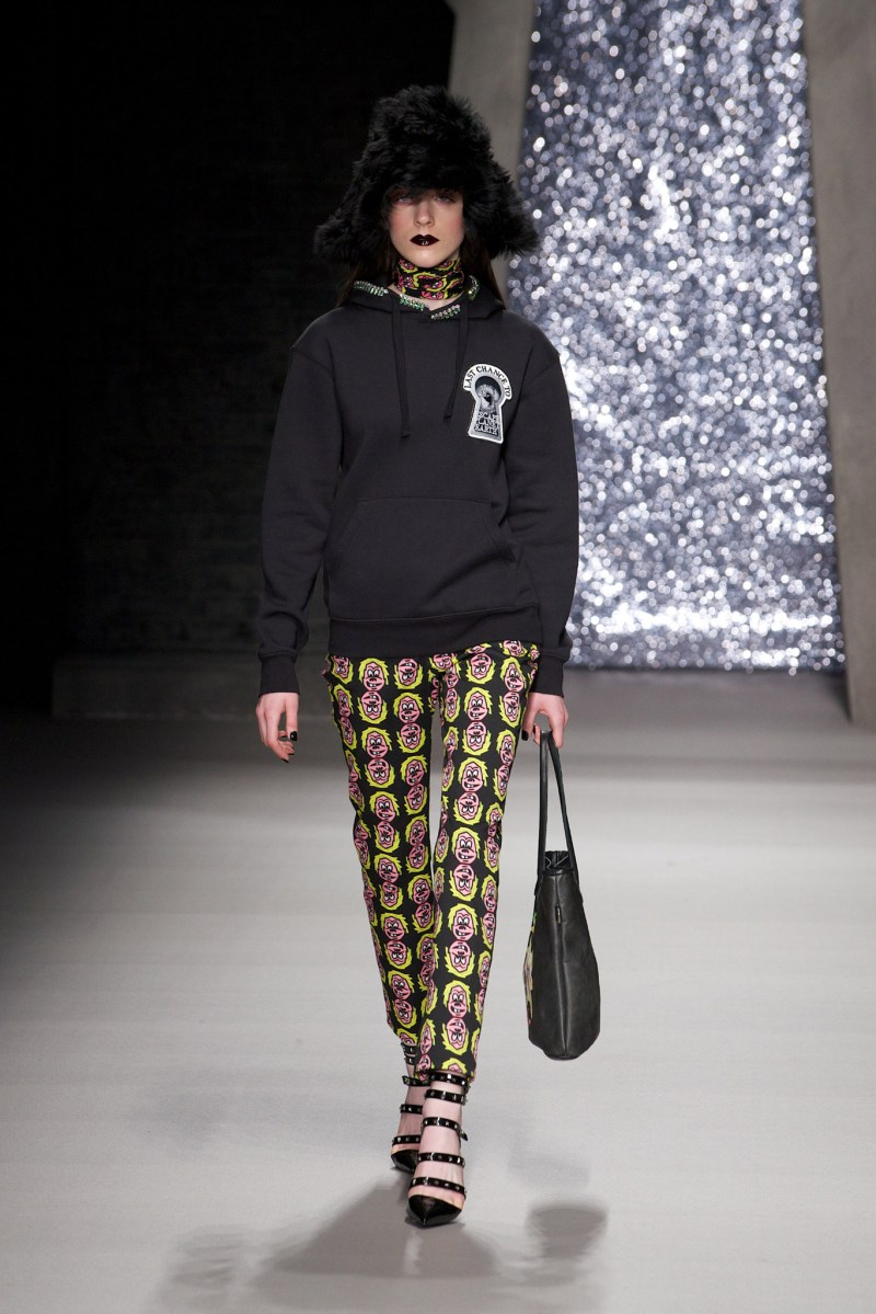 Ashley Williams Ready to Wear FW 2015 LFW (5)