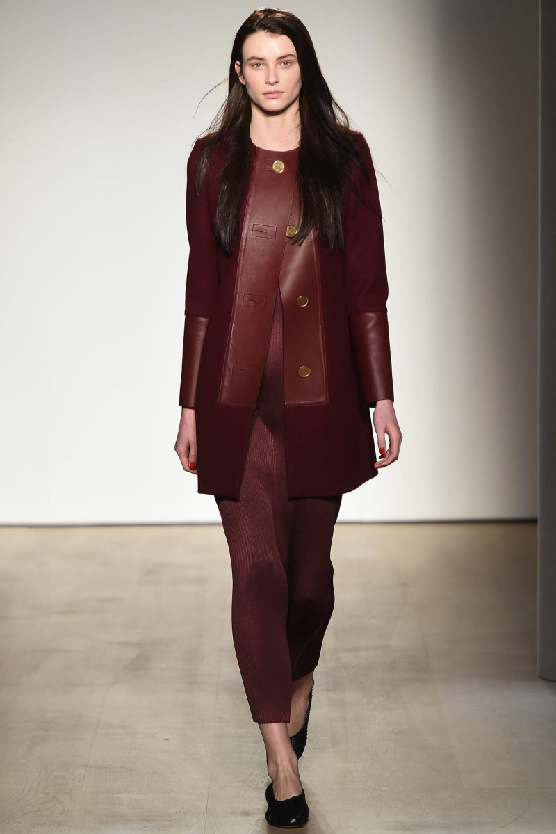 Barbara Casasola Ready to Wear FW 2015 LFW (17)