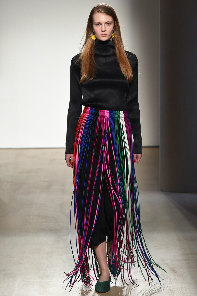 Barbara Casasola Ready to Wear FW 2015 LFW (23)