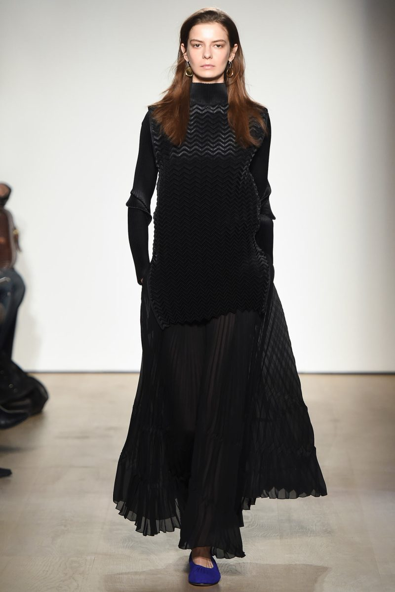 Barbara Casasola Ready to Wear FW 2015 LFW (27)