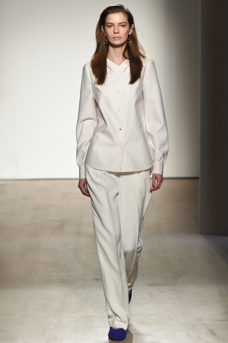 Barbara Casasola Ready to Wear FW 2015 LFW (6)