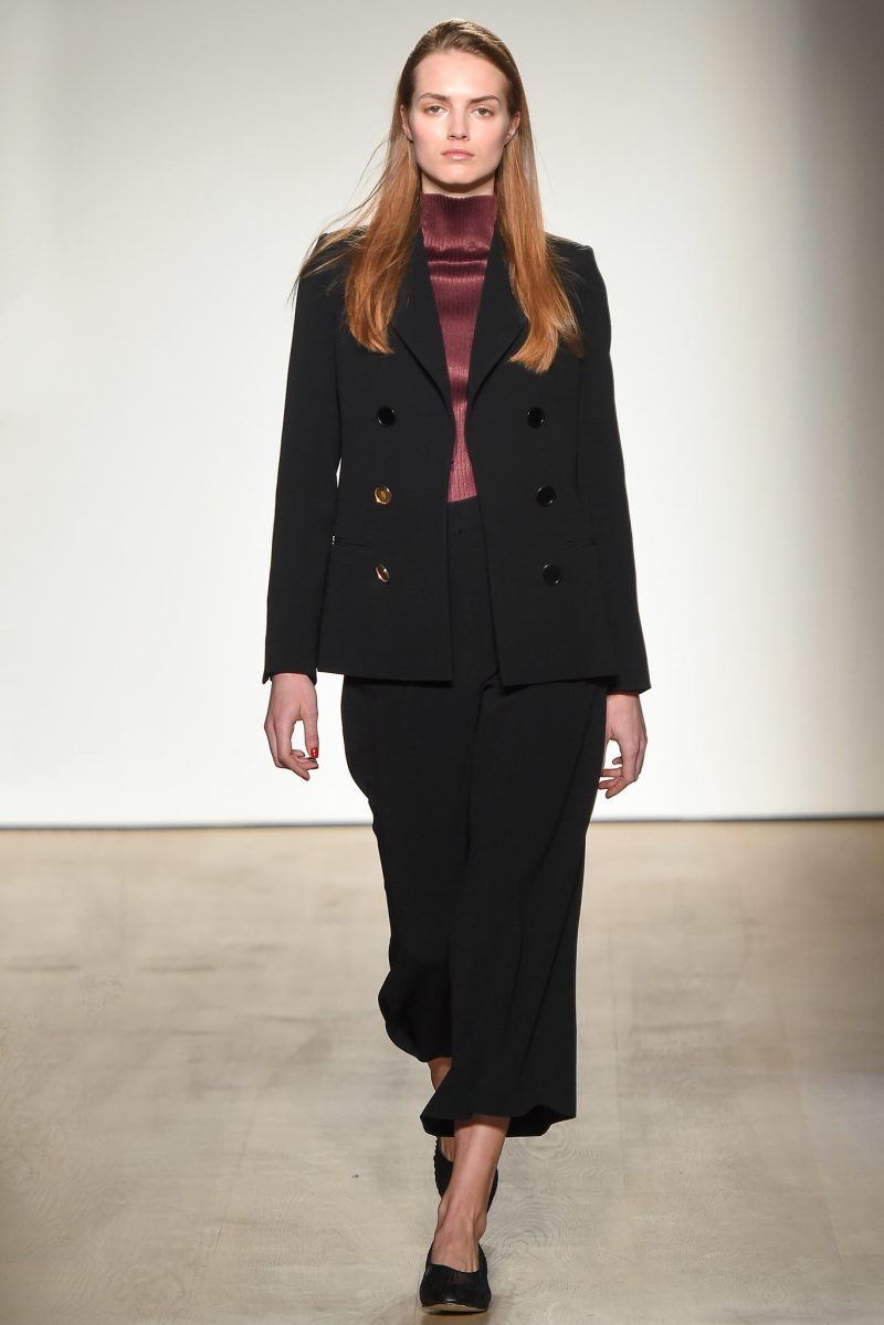 Barbara Casasola Ready to Wear FW 2015 LFW (8)