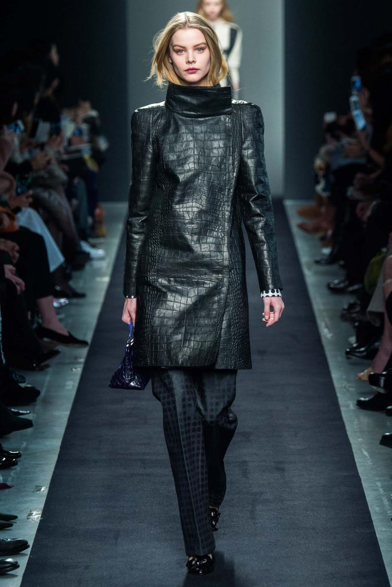 Bottega Veneta Ready to Wear FW 2015 MFW (13)