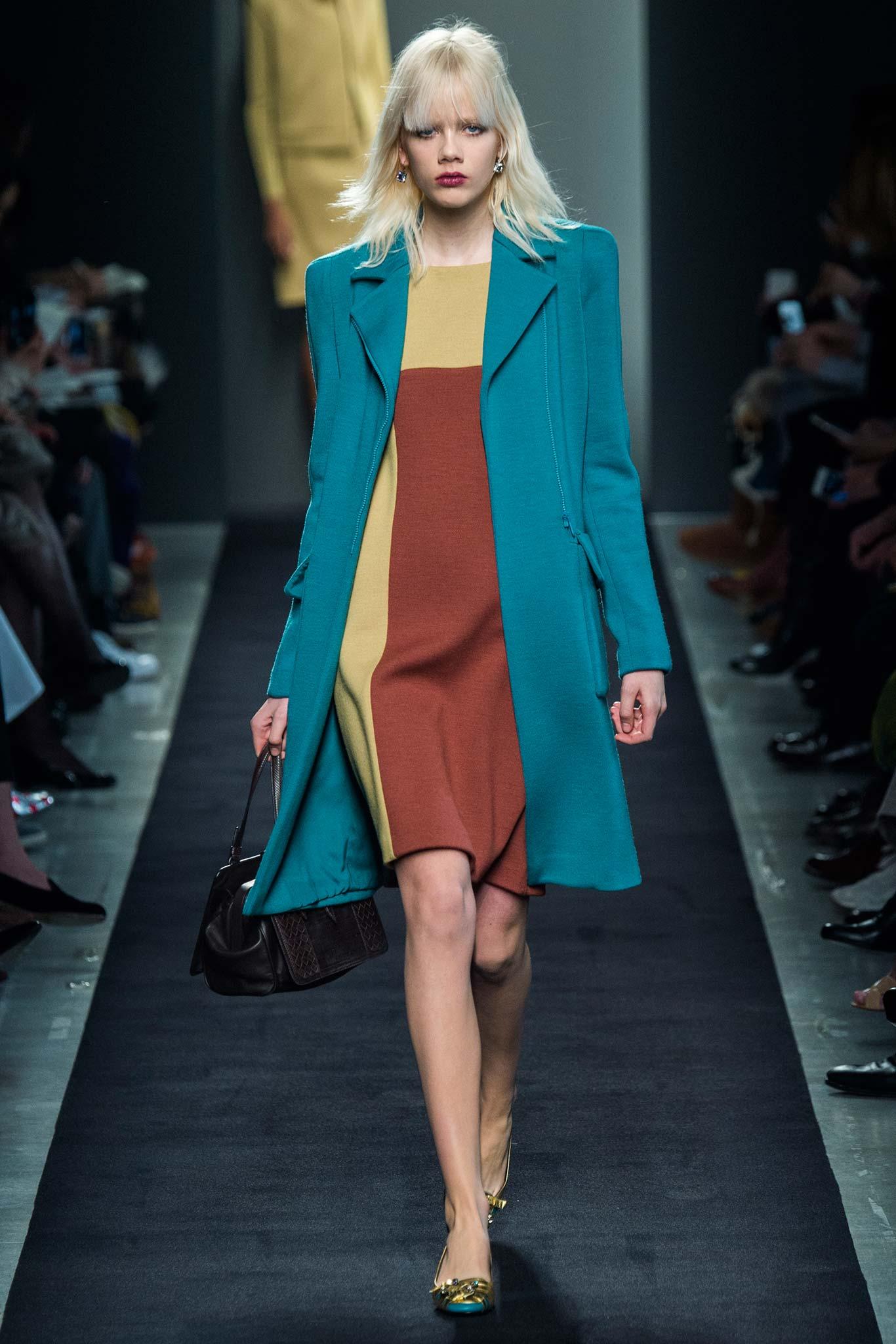 Bottega Veneta Ready to Wear F/W 2015 MFW