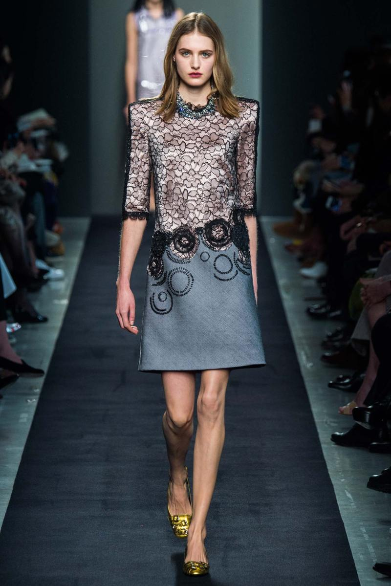 Bottega Veneta Ready to Wear FW 2015 MFW (33)