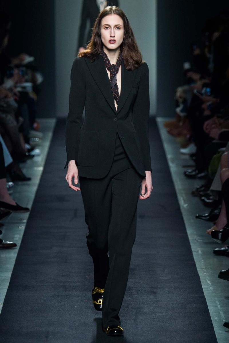 Bottega Veneta Ready to Wear FW 2015 MFW (43)