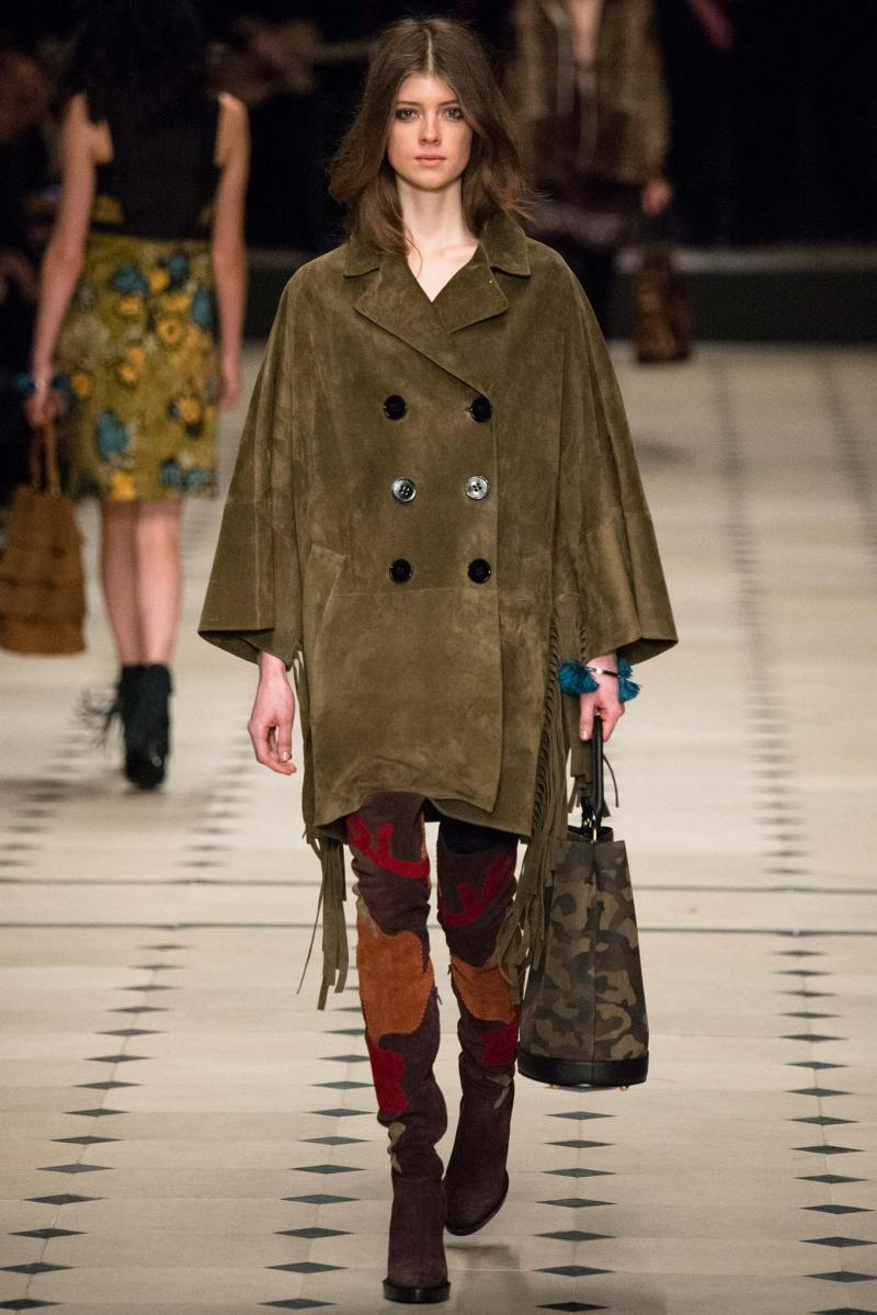 Burberry Prorsum Ready to Wear FW 2015 LFW (28)