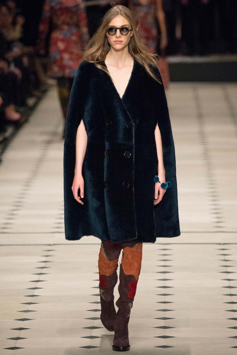 Burberry Prorsum Ready to Wear FW 2015 LFW (4)