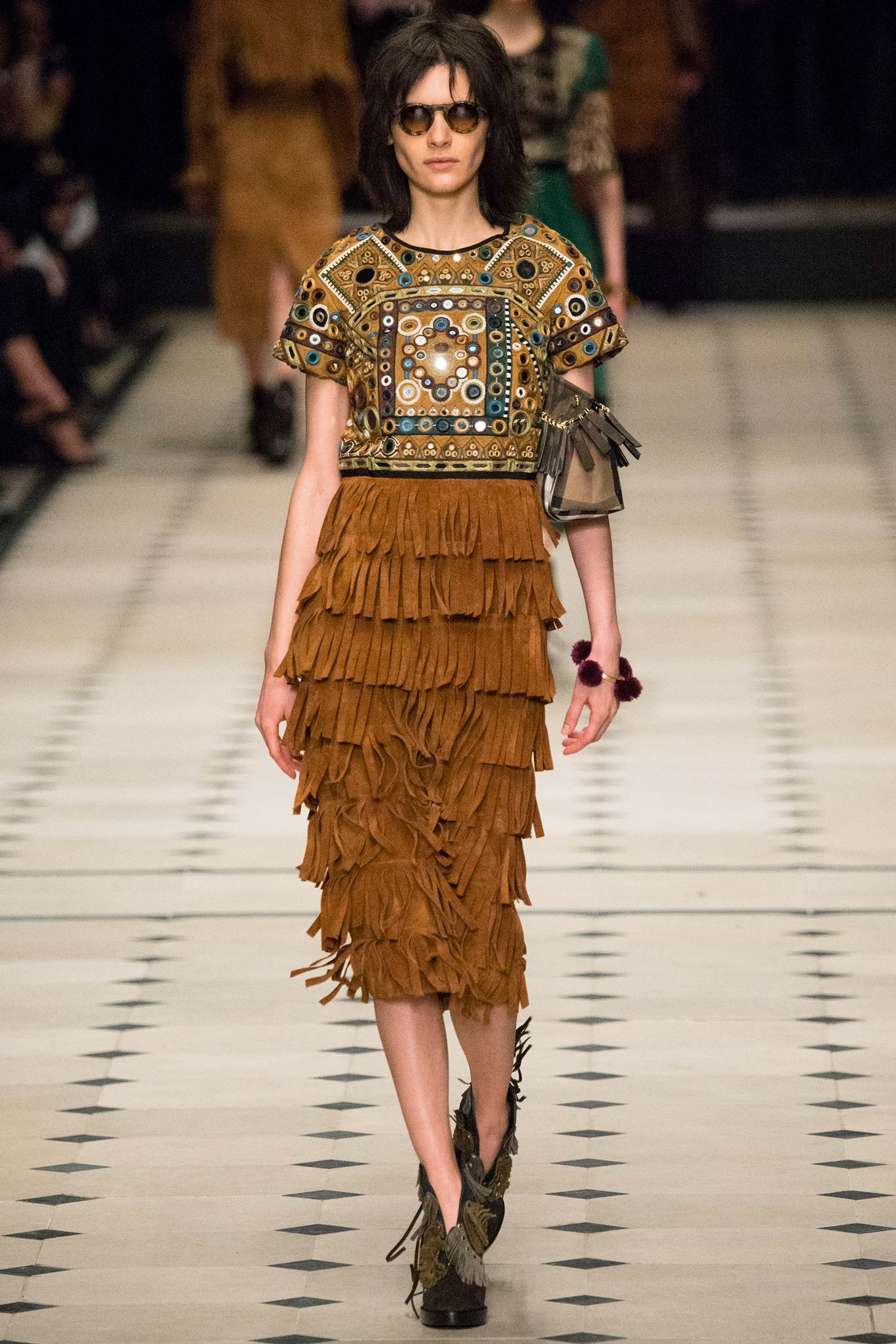 Burberry Prorsum Ready to Wear F/W 2015 LFW