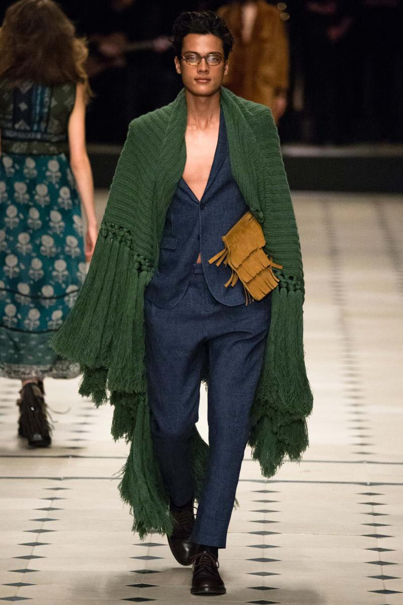 Burberry Prorsum Ready to Wear FW 2015 LFW (8)