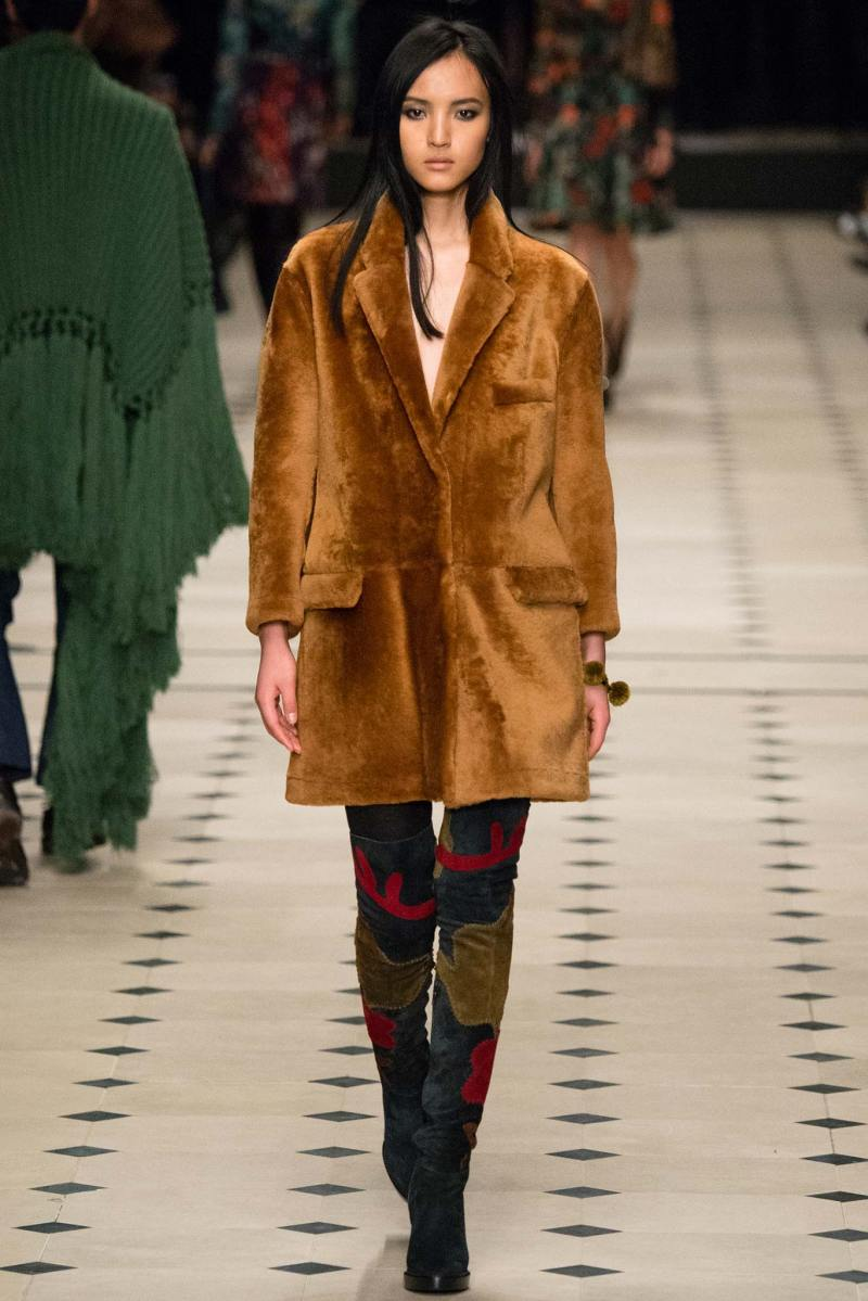 Burberry Prorsum Ready to Wear FW 2015 LFW (9)