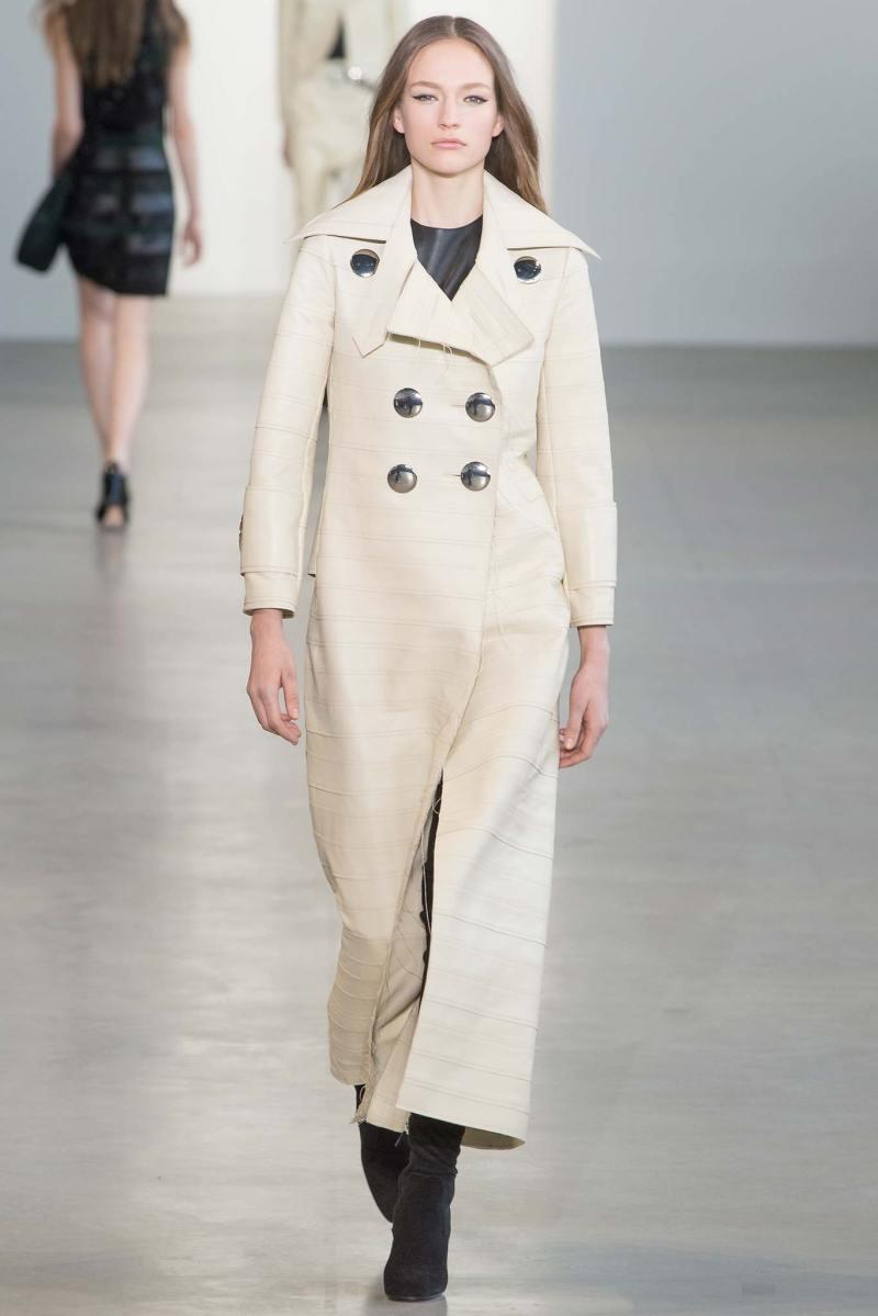 Calvin Klein Collection Ready to Wear FW 2015 NYFW (19)