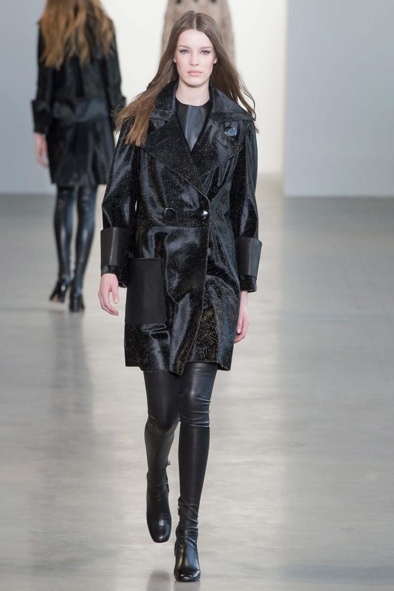 Calvin Klein Collection Ready to Wear FW 2015 NYFW (3)