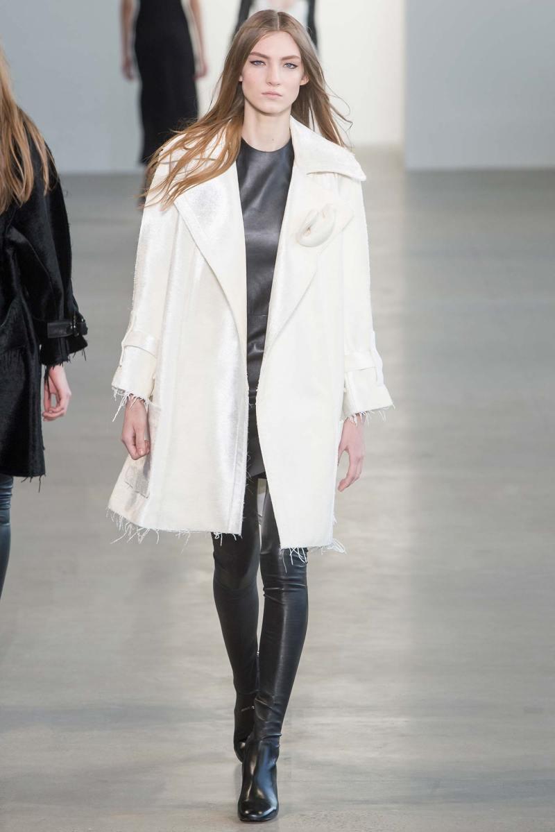 Calvin Klein Collection Ready to Wear FW 2015 NYFW (30)