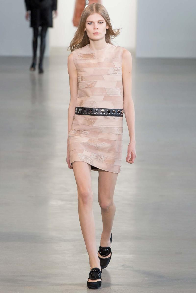 Calvin Klein Collection Ready to Wear FW 2015 NYFW (5)