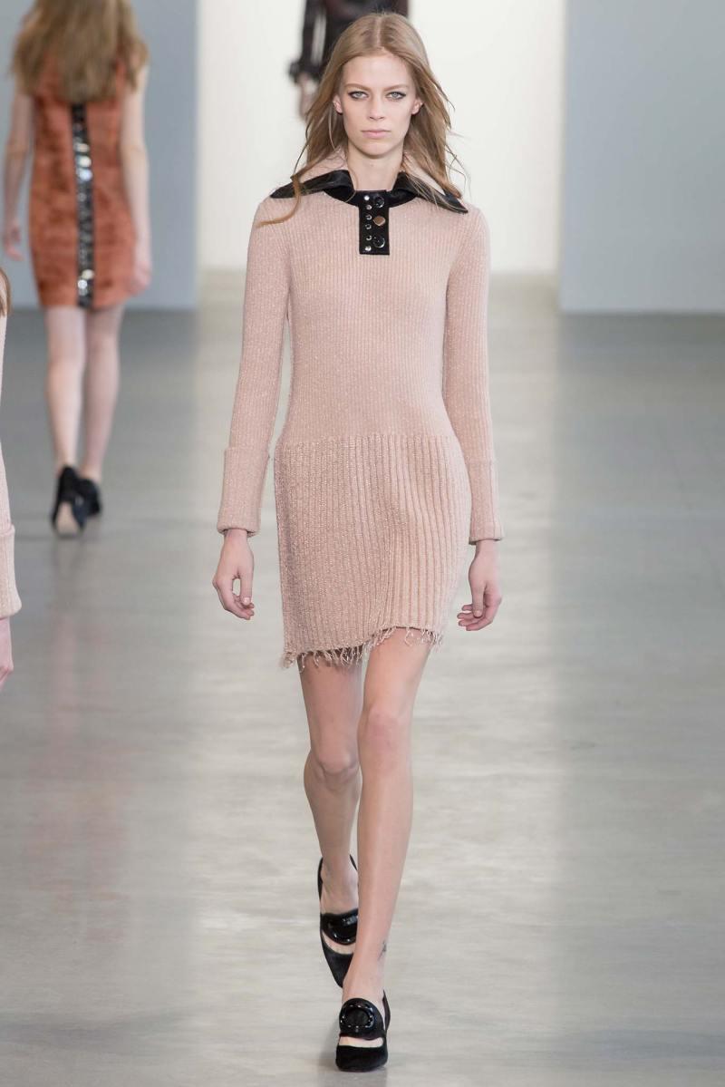 Calvin Klein Collection Ready to Wear FW 2015 NYFW (8)