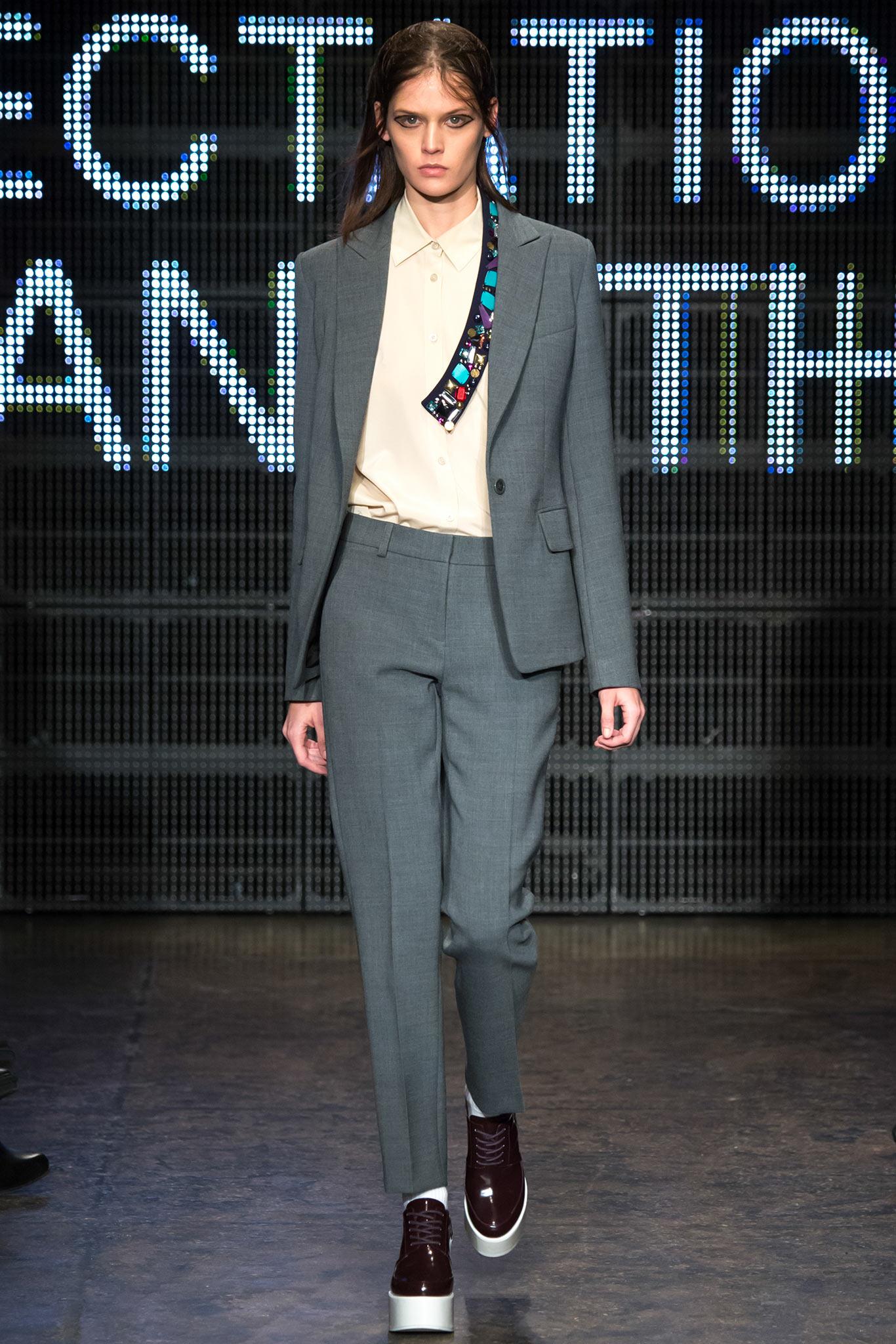 DKNY Ready to Wear FW 2015 NYFW