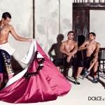 DOLCE & GABBANA  S/S 2015 Campaign
