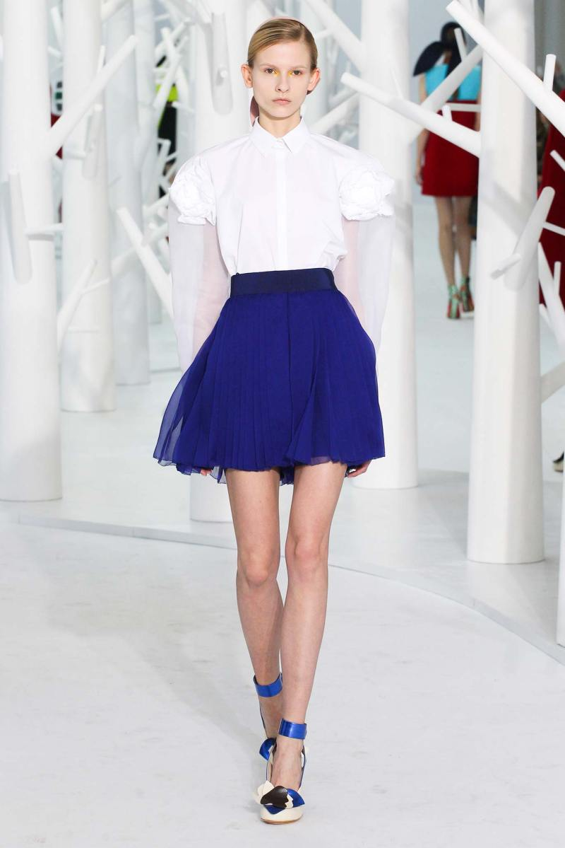 Delpozo Ready to Wear FW 2015 NYFW (10)