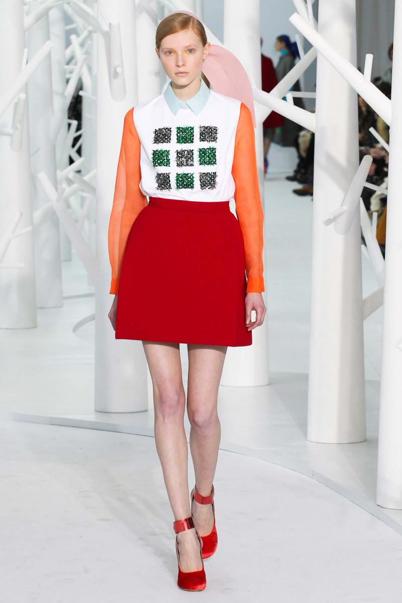 Delpozo Ready to Wear FW 2015 NYFW (11)