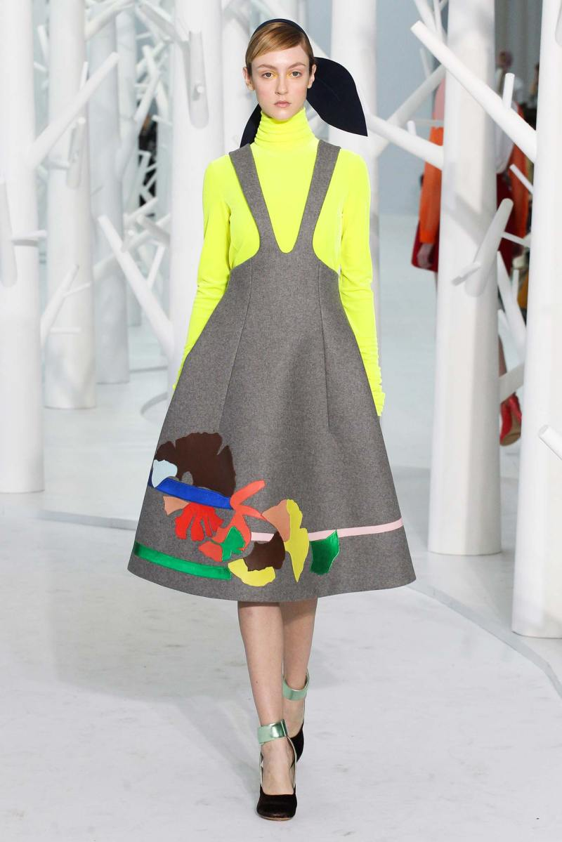Delpozo Ready to Wear FW 2015 NYFW (13)