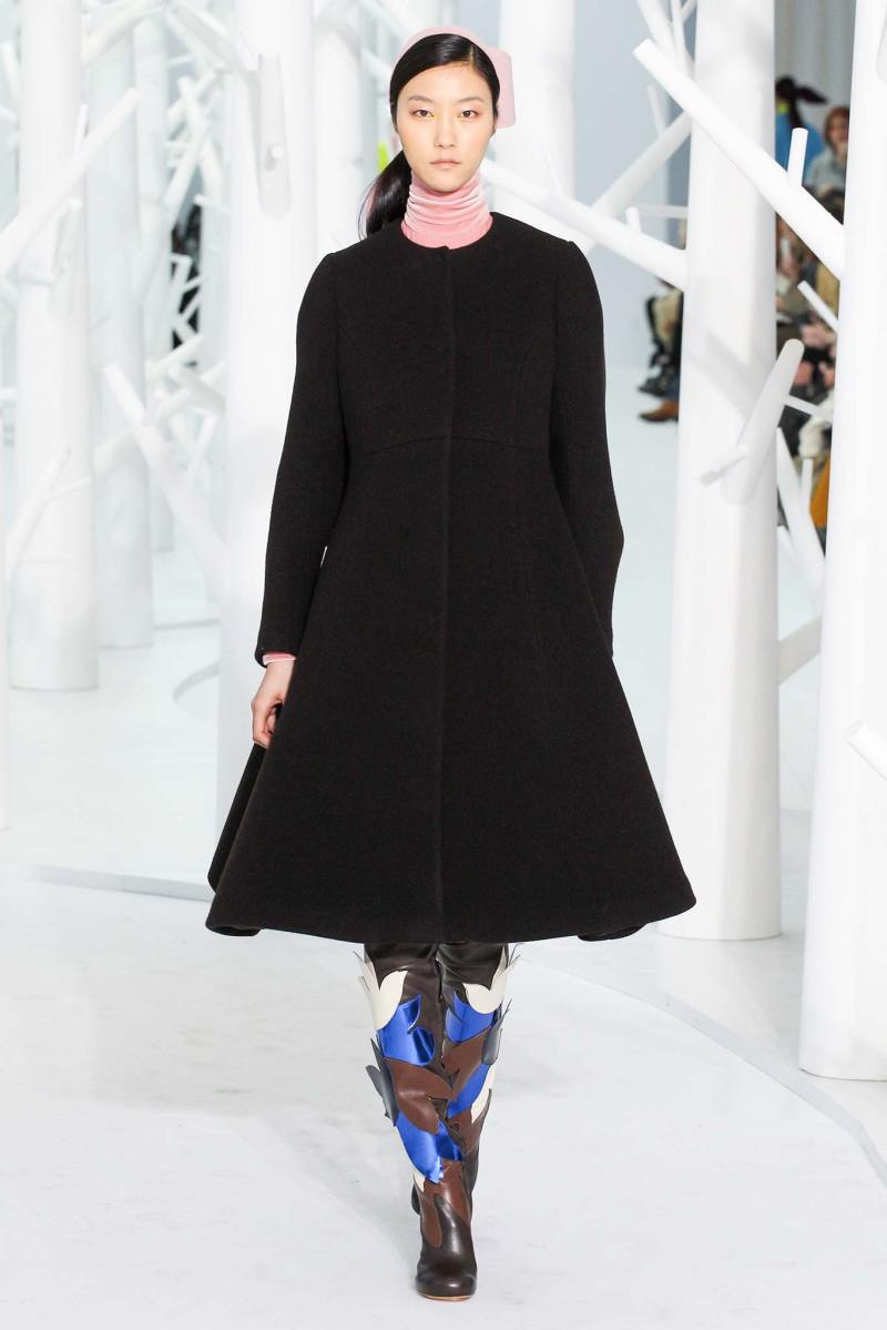 Delpozo Ready to Wear FW 2015 NYFW (18)