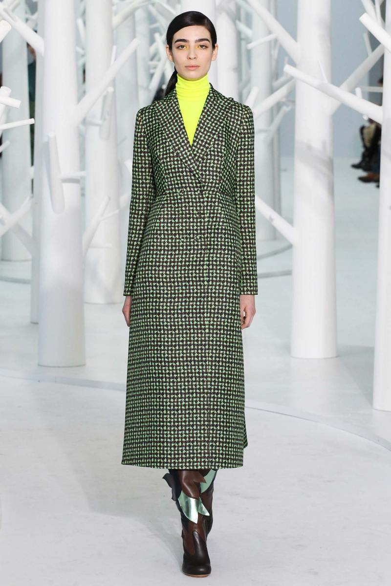 Delpozo Ready to Wear FW 2015 NYFW (2)