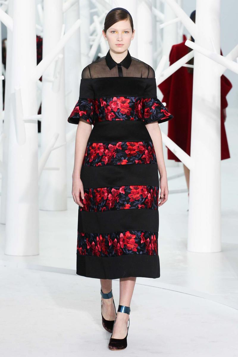 Delpozo Ready to Wear FW 2015 NYFW (22)