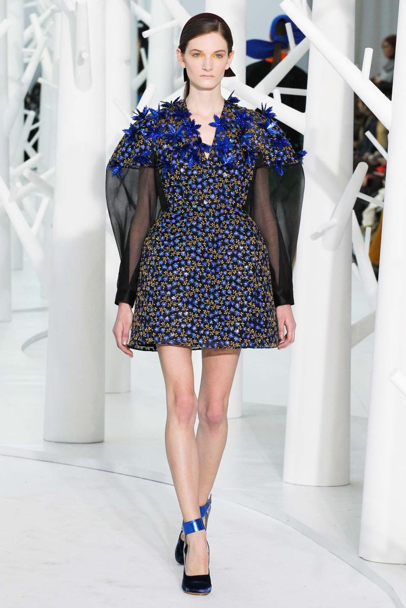 Delpozo Ready to Wear FW 2015 NYFW (34)