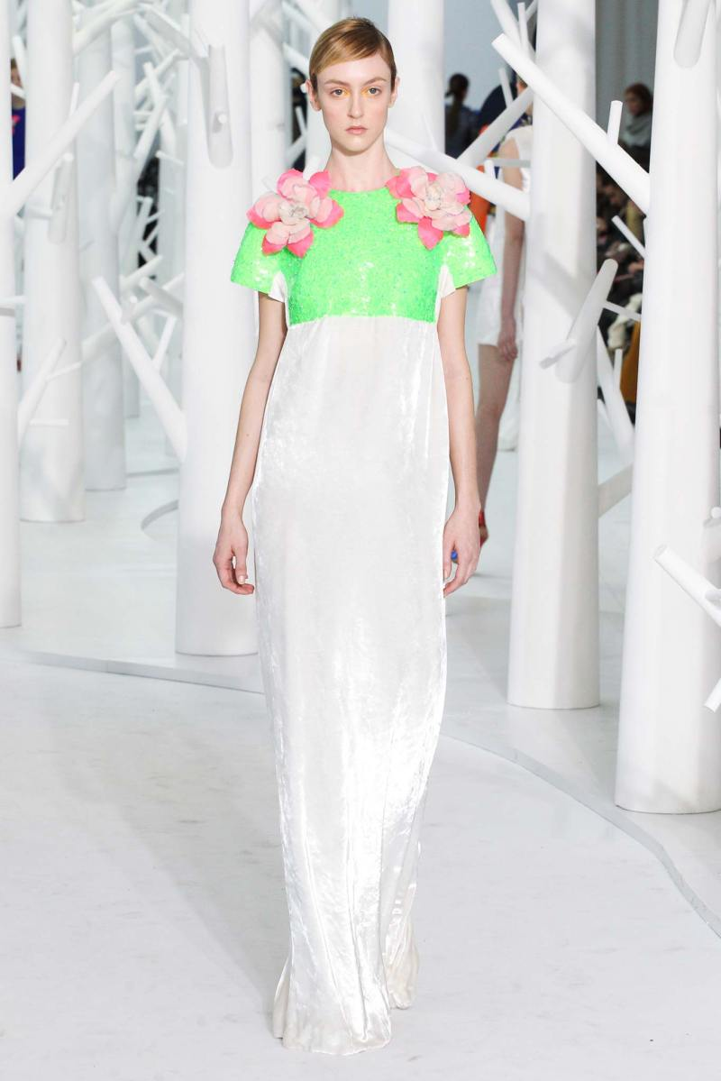 Delpozo Ready to Wear FW 2015 NYFW (38)
